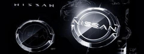 Nueva era: nuevo logo de Nissan