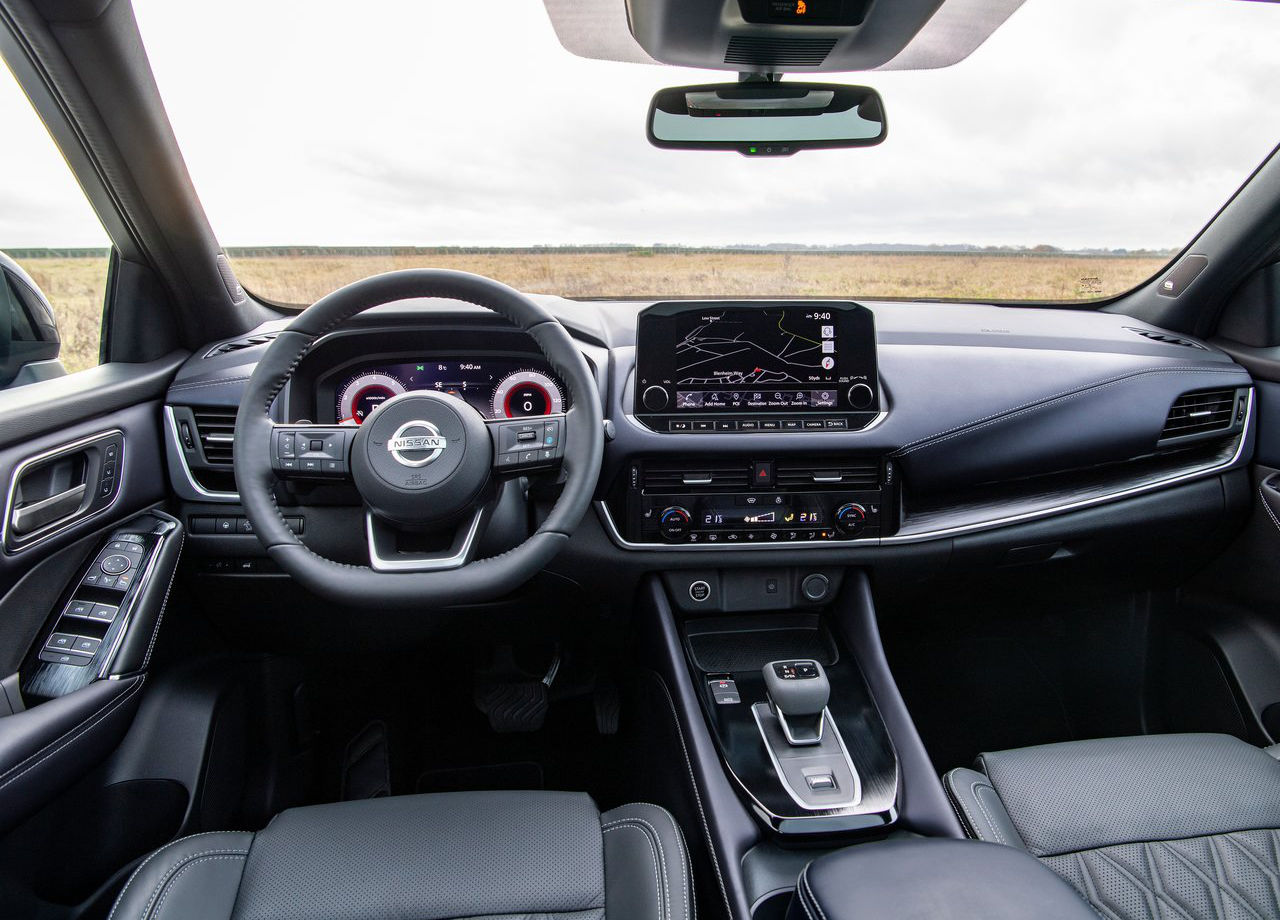 Ven a la presentación del Nissan Qashqai en Motor Llansà