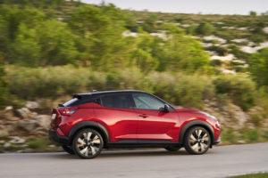 Nissan Juke y Nissan Qashqai mantienen el tono positivo en sus ventas