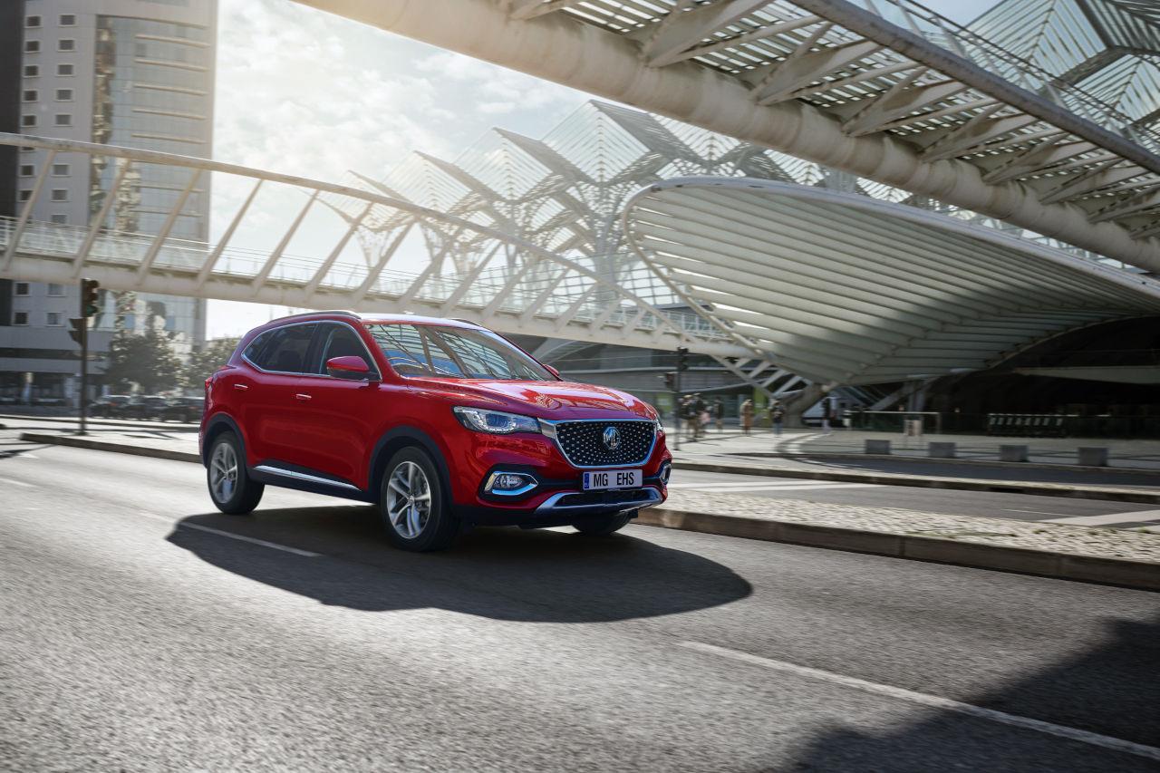 MG vuelve al mercado español con una innovadora y accesible gama de coches eléctricos