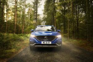 Las ventas de MG crecen un 338% en España